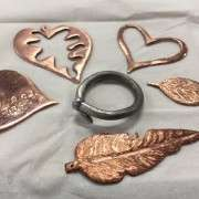 METALSMITHING & JEWELLERY - an introduction