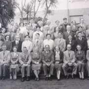 Fraser Staff 1955