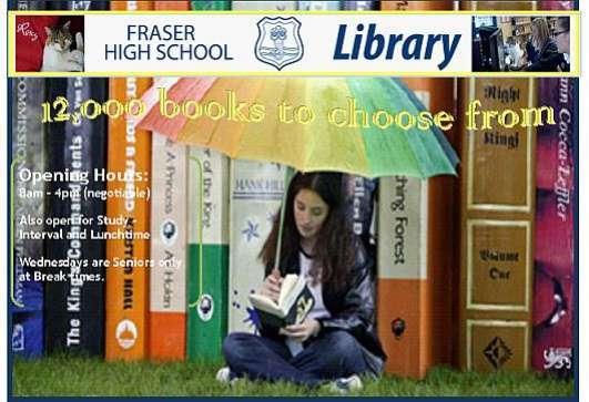 Image for Fraser School Library